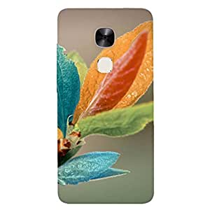 GripIt Bug On Leaves Printed Casefor LeEco Le2 Pro