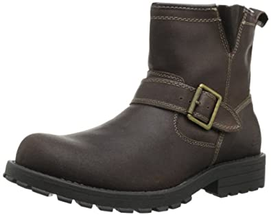 skechers s mid top with buckle pull