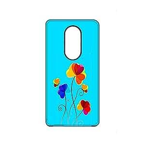 Vibhar printed case back cover for Lenovo K4 Note FlowerHearts