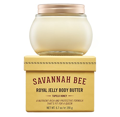 Savannah Bee Tupelo Honey Royal Jelly Body Butter 6.7 Oz | Pack of 1 (Jelly Body compare prices)
