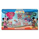 Mickey Mouse Clubhouse Hair Accessory Set - Girls Hair Kit