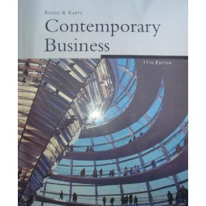 Contemporary Business