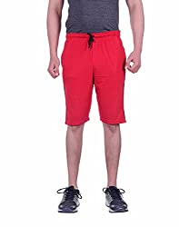 LLUMINATI FASHIONS MEN'S SHORTS (LARGE)