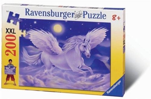 Picture of Ravensburger Pegasus Jigsaw Puzzle 200pc (B00069L75C) (Pegged Puzzles)
