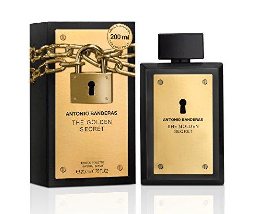 The Golden Secret Eau De Toilette Spray 200ml