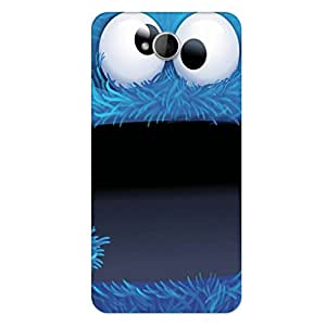GripIt Cookie Monster Case for Microsoft Lumia 650 Dual Sim