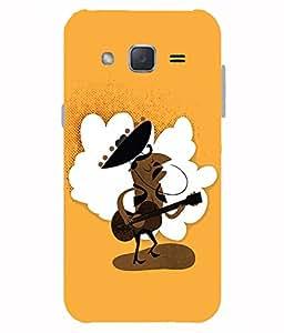 Astrode Printed Designer Back Case Cover For Samsung Galaxy J2