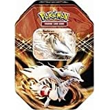 Toy / Game Special Pokemon Black White Card Game Spring 2012 Ex Collectors Tin Reshiram Extraordinary Battles