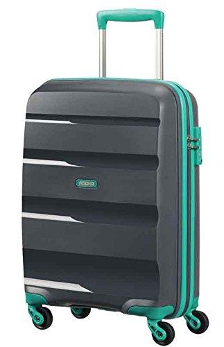 american-tourister-bon-air-reisetrolley-s-grey-mint-315-liter-limitiert