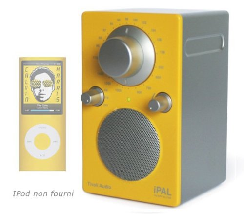iPal Radio Jaune