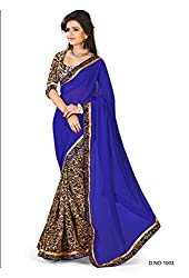 Atmiya ethnic wear georgette saree