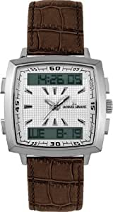Jacques Lemans Herren-Armbanduhr MILANO Analog-Digital Quarz 1-1491B