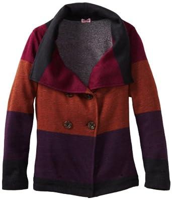 美少女外套 Splendid Girls 7-16 Holland Fleece Jacket $38.84