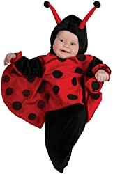 Rubie's Costume Deluxe Baby Lady Bug Costume