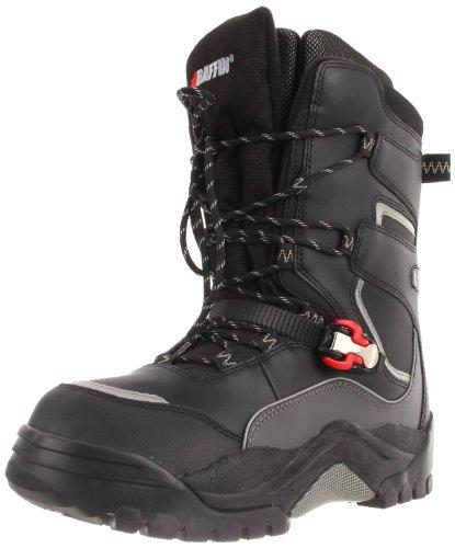 Baffin Men's Hurricane Snow Boot,Black,12 M US