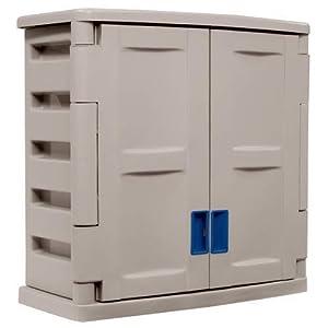 Suncast Storage Trends 2-Door Utility Cabinet