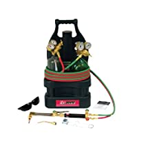 Firepower 0384-0995 OxyFuel 250 Series Complete Outfit  with Carry Tote and Tanks