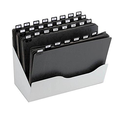 val rex boite a fiches provence format a7 en largeur gris fournitures de bureau ebay. Black Bedroom Furniture Sets. Home Design Ideas