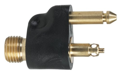 Moeller Marine Fuel Tank NPT Connector (Johnson/Evinrude,