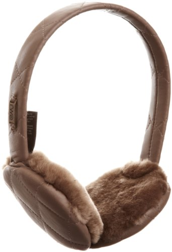 Emu Australia Women's Coolum Earmuffs Mushroom One Size images