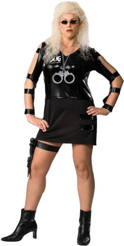 Beth The Bounty Hunter Plus Size Costume