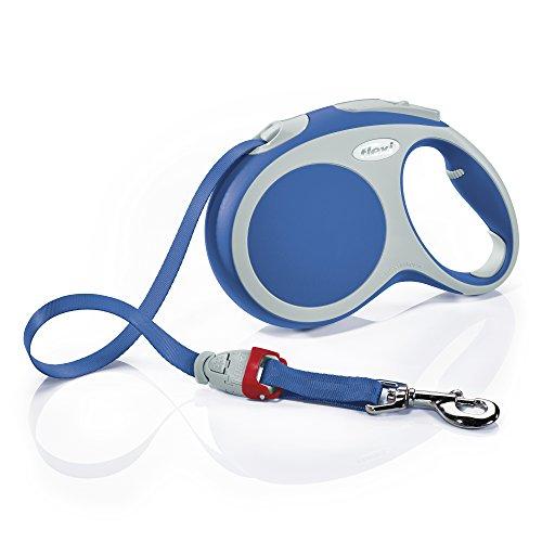 Flexi Vario Fettuccia - Colore - Blu, Taglia - Flexi Vario Fettuccia L (max 60 kg)/5 m
