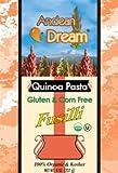 Andean Dream Fusilli Quinoa Pasta Gluten Free (6x8 Oz.)