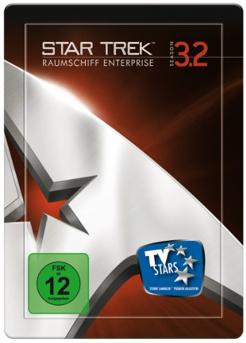 Star Trek - Raumschiff Enterprise: Season 3.2, Remastered (3 DVDs im Steelbook)