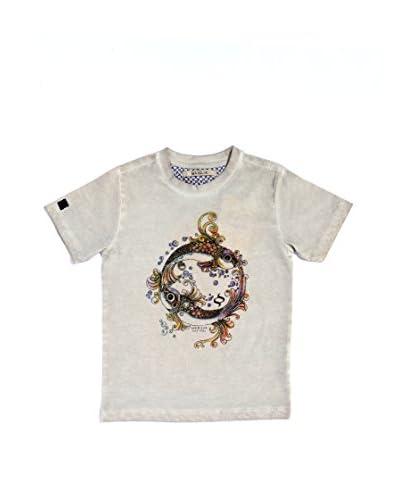 Siviglia T-Shirt Manica Corta Jersey [Avorio]