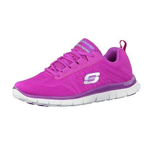 skechers-flex-appeal-sweet-spot-scarpe-da-corsa-donna-rosa-pkpr-38