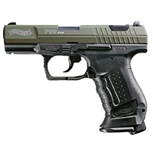 Buy Umarex Walther P99 T4E Co2 Blowback RAM - Real Action .43 Paintball Pistol by Walther