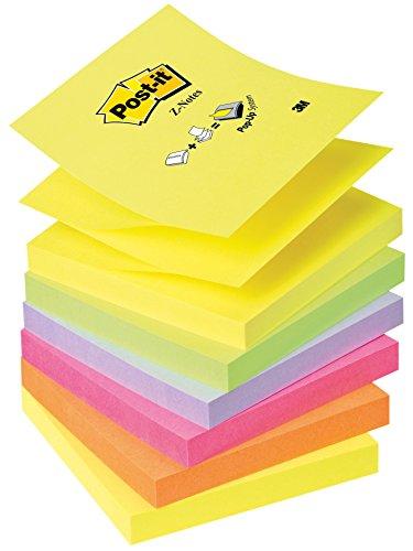 post-it-lot-de-6-recharges-z-notes-100-feuilles-76-x-76-cm-neon-couleurs-assorties