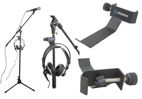 Alctron Mas001 Headphone Hanger For Microphone/Musical Stand