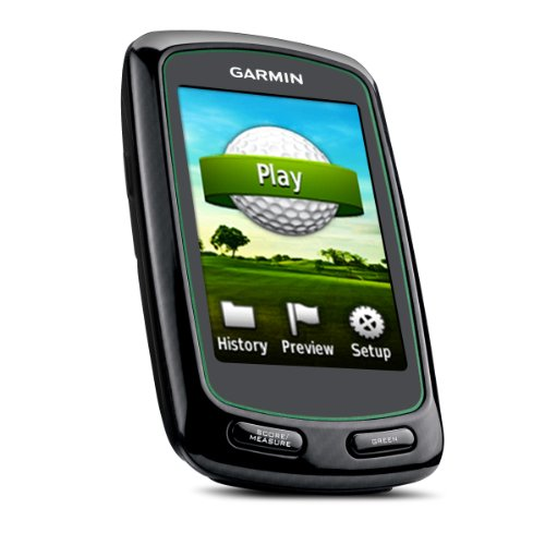 Garmin Approach G6 Handheld Touchscreen Golf GPS