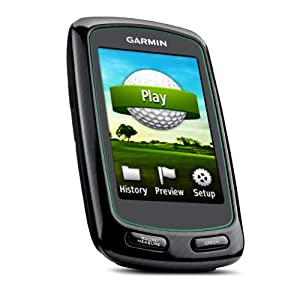 Garmin Approach G6 Handheld Touchscreen Golf Course GPS