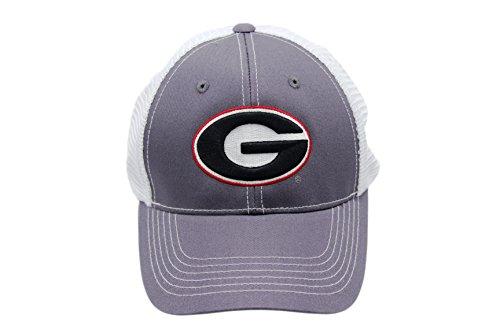 Collegiate Headwear Men's Georgia Bulldogs Embroidered Snap Back Cap (Cap Bulldog compare prices)