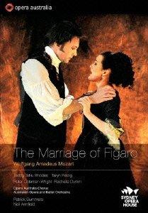 モーツァルト:歌劇「フィガロの結婚」[DVD]