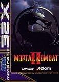 Mortal Kombat II (Mega Drive 32X)