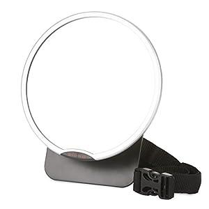 Diono 40110 - Espejo para el asiento trasero (color negro)