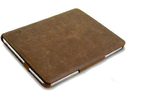 iPad Protective Case - Brown