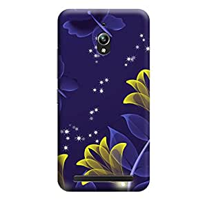 iShell Premium Printed Mobile Back Case Cover With Full protection For Asus Zenfone Go (Designer Case)