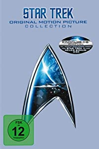 Star Trek - Original Motion Picture Collection 1-6 [7 DVDs]