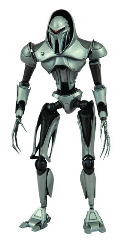Picture of Diamond Comics Battlestar Galactica: Cylon Centurion Action Figure (B001F234VY) (Diamond Comics Action Figures)