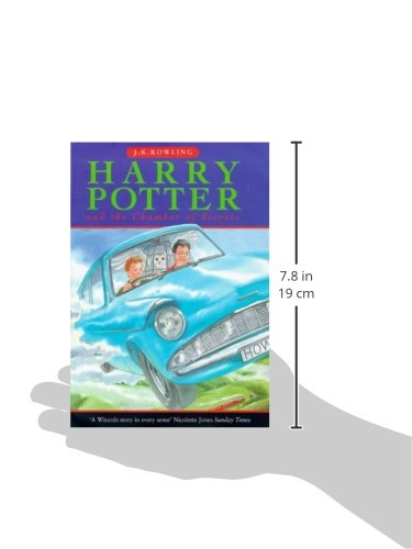 Harry Potter 2 and the Chamber of Secrets: 2/7