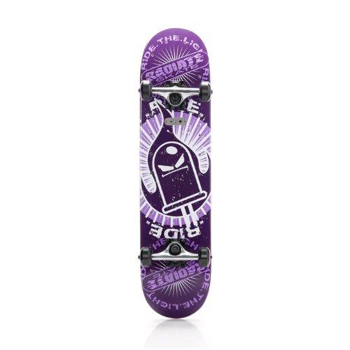 Rockboard Radiate Led Skate, Purple