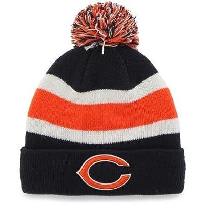 Fan Favorite - Breakaway Beanie with Pom Chicago Bears WLM