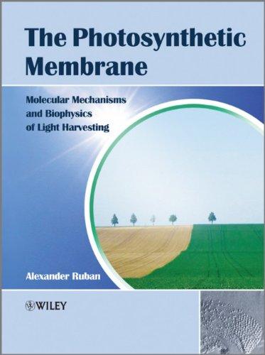 The Photosynthetic Membrane: Molecular Mechanisms And Biophysics Of Light Harvesting