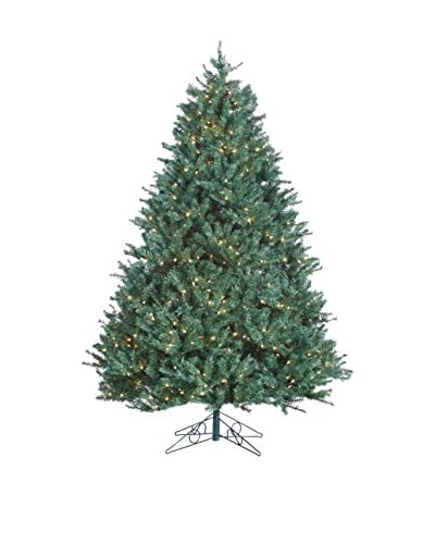 9' Landy Pine Christmas Tree, Green