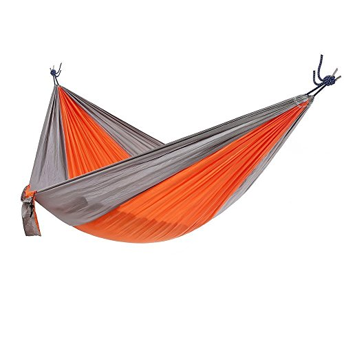 Ohuhu-Portable-Nylon-Fabric-Travel-Camping-Hammock-115-Long-X-55-Wide-600-Pound-Capacity