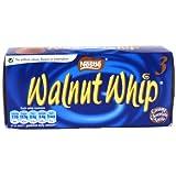 Nestle Walnut Whips Vanilla 3 Pack 98g
